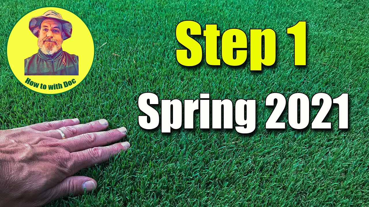 Spring Bermuda Lawn Care - Jump Start the Lawn