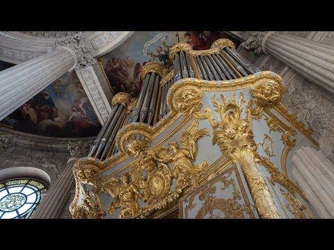 Épisode 3 : L'orgue de la Chapelle Royale