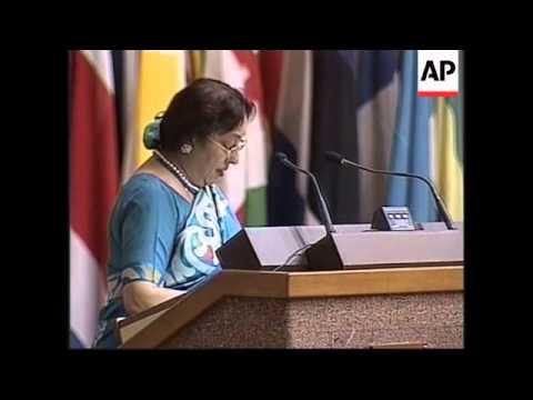 120 Parliamentarians from across the globe meet in Cuba