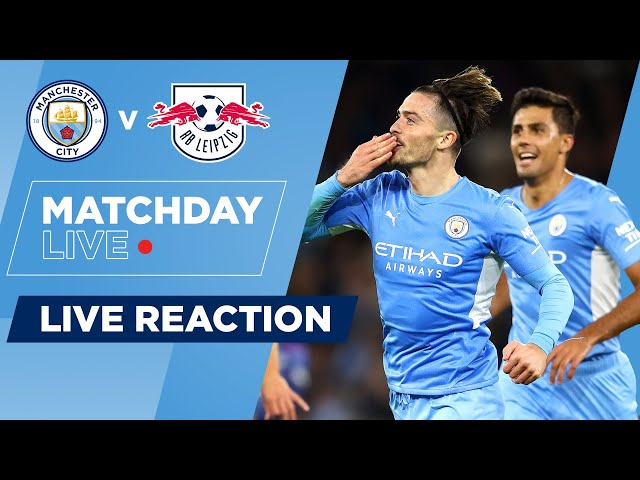 MAN CITY 6-3 RB LEIPZIG | UEFA CHAMPIONS LEAGUE | MATCHDAY LIVE SHOW