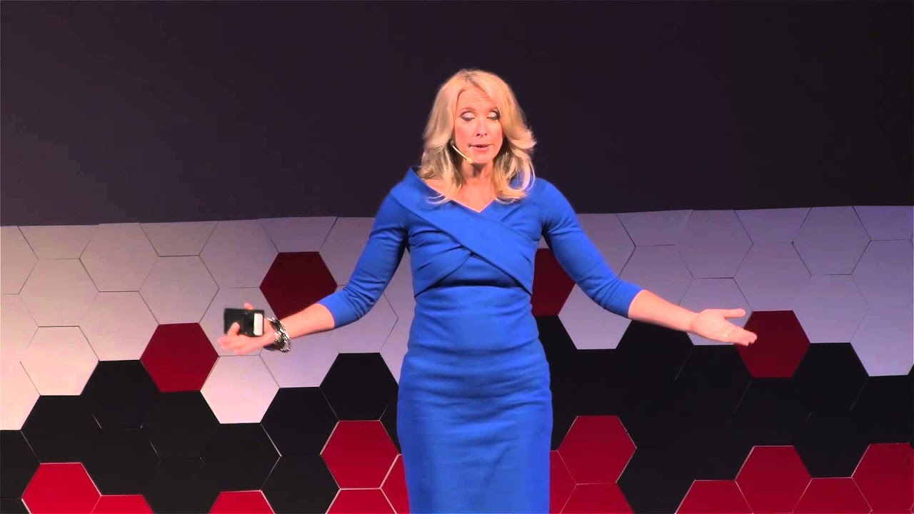 The Lady Stripped Bare Tracey Spicer Tedxsouthbankwomen