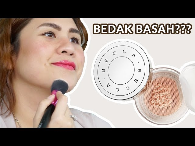 BECCA HYDRA MIST SET POWDER REVIEW | Airfrov Indonesia