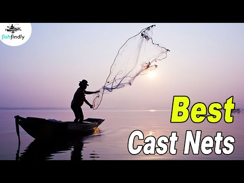 Best Cast Nets In 2020 – Find The Best Cast Nets Here!