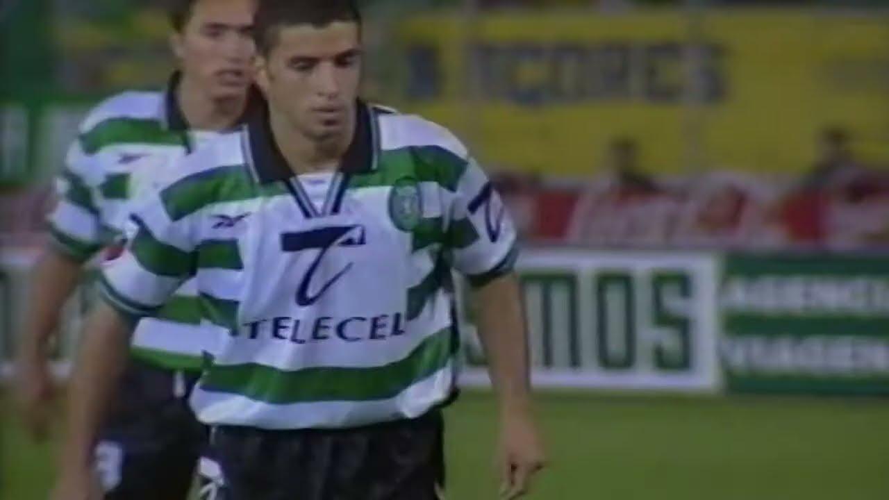 Simão Sabrosa - Sporting CP