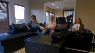 "R5 talks new house And song writing | ""R5 all day all night"""