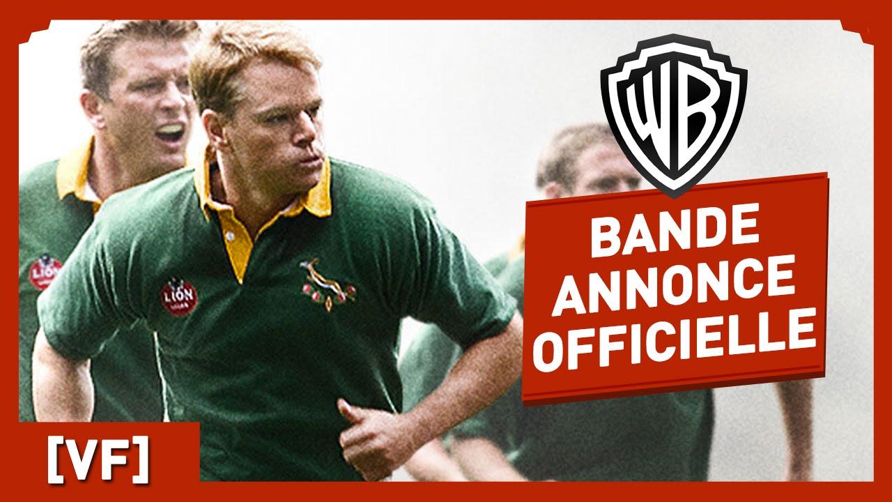 INVICTUS - Bande Annonce Officielle (VF) - Morgan Freeman / Matt Damon / Clint Eastwood