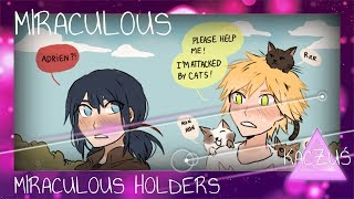 Miraculous | Miraculous Holders | Polish Fandub
