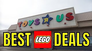 Trip To Toysrus - Best Lego Deals!