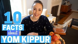 10 FACTS ABOUT YOM KIPPUR!!