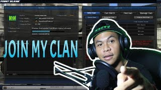point blank garena indonesia join clan war bareng f5 gaming