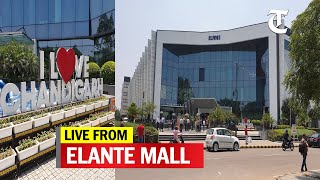 ELANTE MALL IN CHANDIGARH REOPENS
