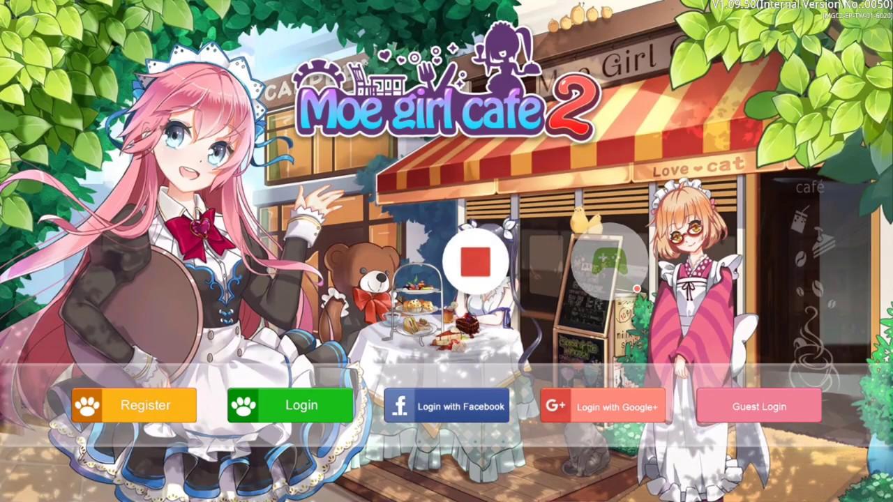 Moe Girl Cafe 2 Anime Cafe