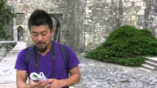 アキーラさん訪問⑧ハンガリー・ブダペスト・王宮の丘,Castle-hill,Budapest,Hungary