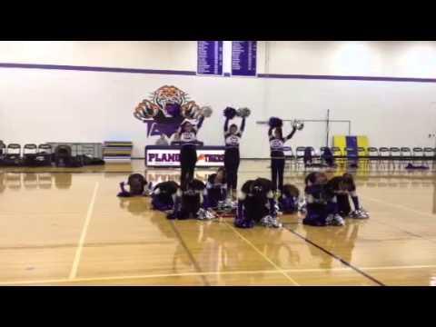 Plano Middle school dance team
