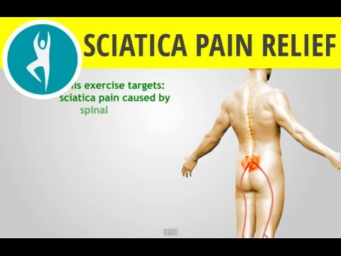 Rehabilitation exercise for people suffering from spinal stenosis sciatica pain