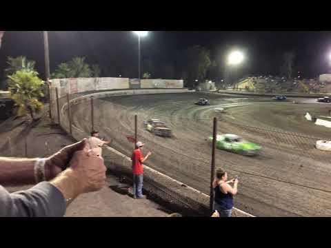 Mini Main 09-22-18 Bakersfield Speedway