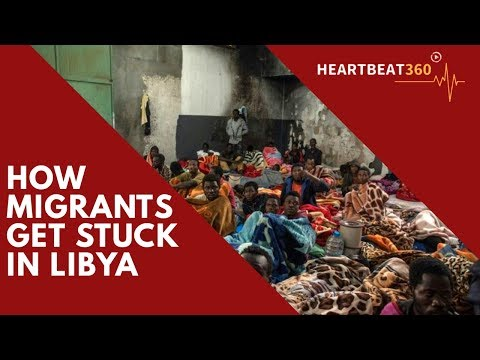 Benin City To Europe: The Journey To Libya Experience