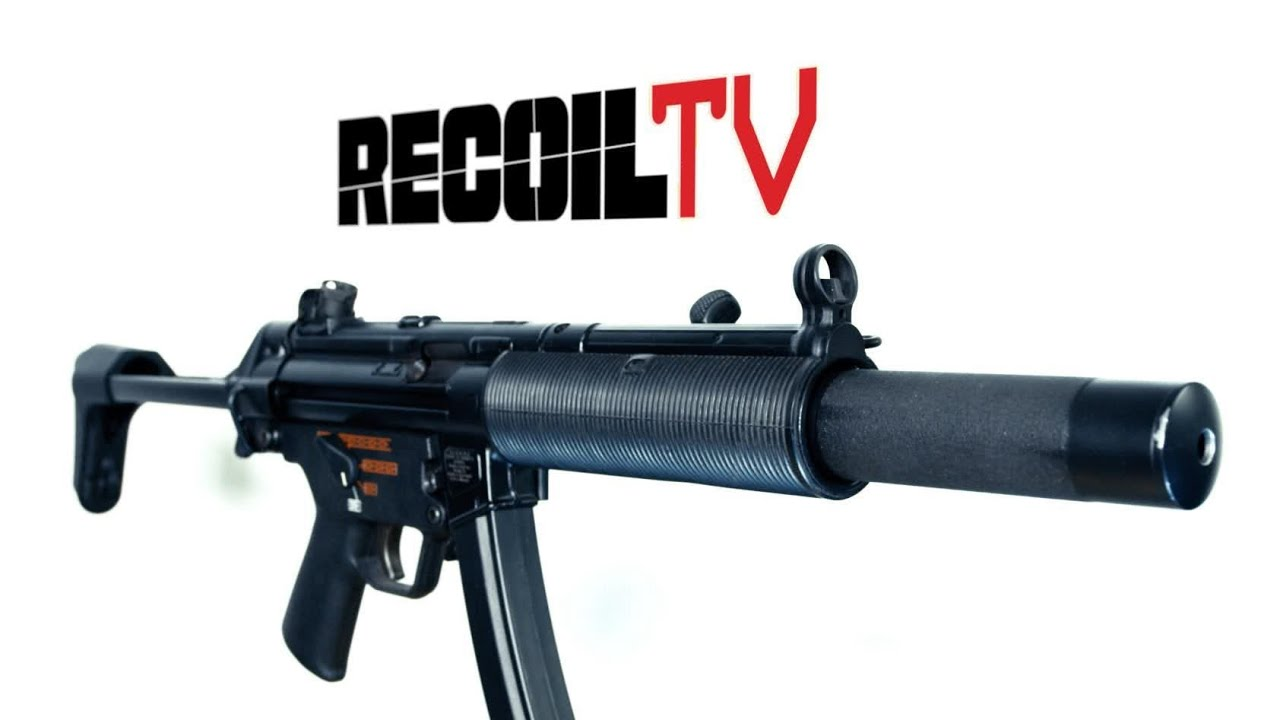 Download Full Auto Friday with the HK MP5SD