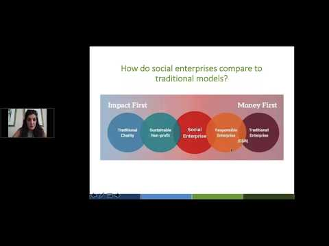Social Innovation: Exploring Social Enterprise as an Alternate Business Structure