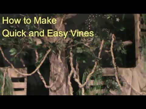 How to Make Vines Tutorial - Quick and Easy
