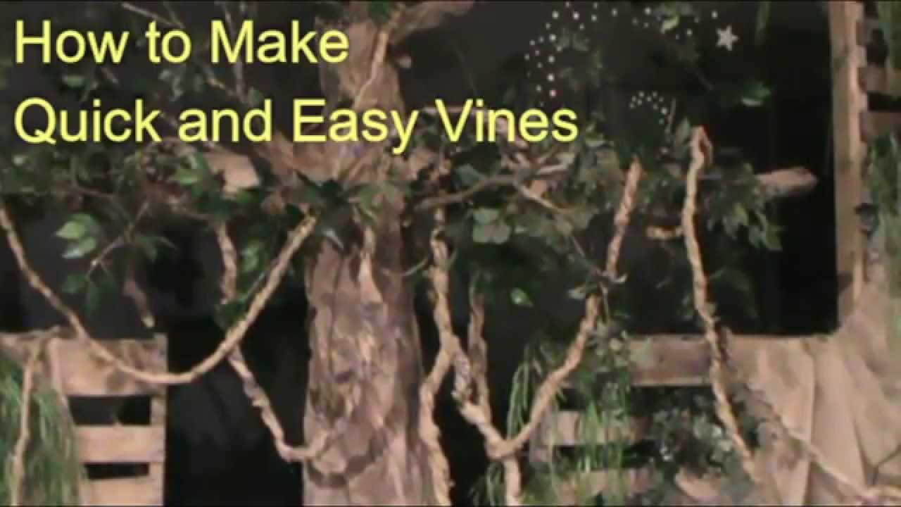 How To Make Vines Tutorial Quick And Easy Youtube