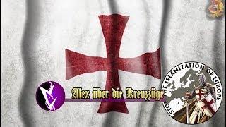 Alex über die Kreuzzüge