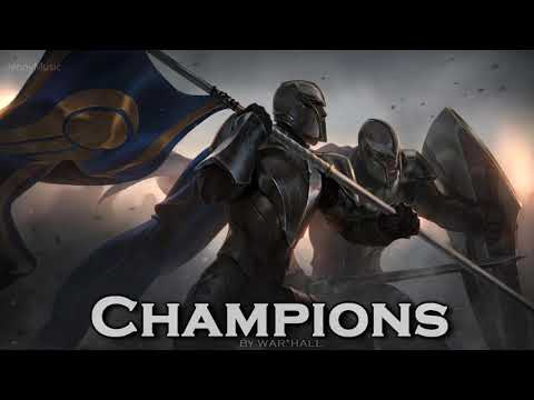 EPIC ROCK | ''Champions'' by WAR*HALL