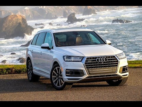 2017 Audi Q7 3.0T Quattro FIRST DRIVE REVIEW (2 of 3)