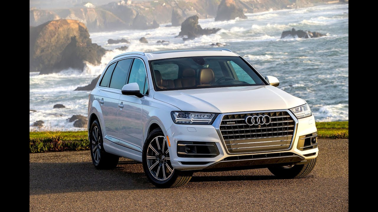 Worksheet. 2017 Audi Q7 30T Quattro FIRST DRIVE REVIEW 2 of 3  YouTube