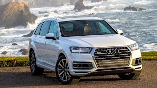 2017 audi q7 3 0t quattro first drive review 2 of 3