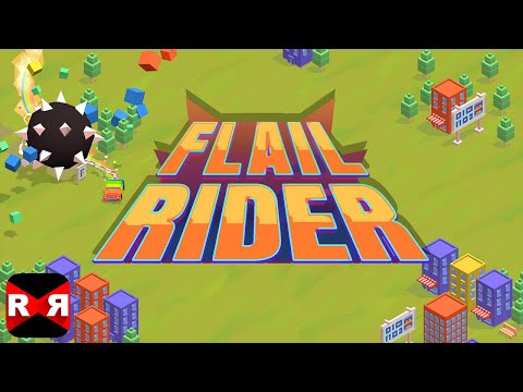 Flail Rider (By Bulkypix) - iOS / Android - Gameplay Video