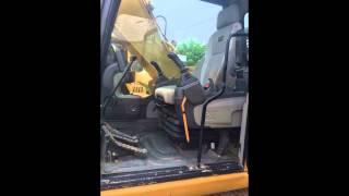 cat 315d crawler excavator
