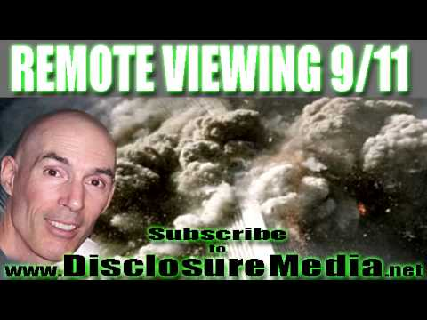 Remote Viewing 9/11 w/Dr. Courtney Brown - Disclosure Media Network