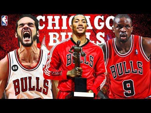 REBUILDING THE MVP DERRICK ROSE CHICAGO BULLS! ROAD TO CHAMPIONSHIP! NBA 2K18 MY LEAGUE