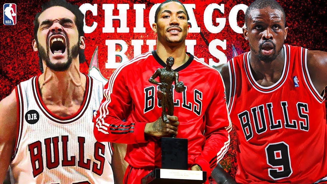 3bbf95a989b REBUILDING THE MVP DERRICK ROSE CHICAGO BULLS! ROAD TO CHAMPIONSHIP! NBA  2K18 MY LEAGUE