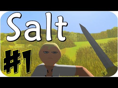 Salt Türkçe #1 - İlk Gün