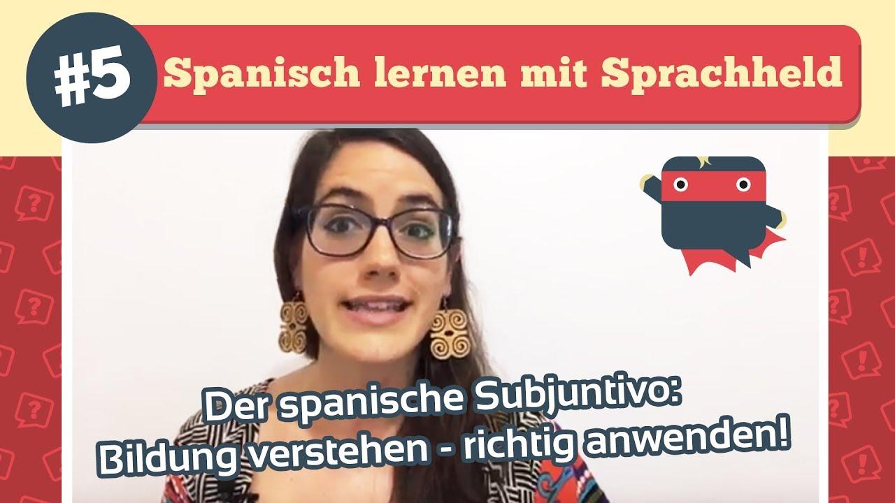Spanisch anhaken