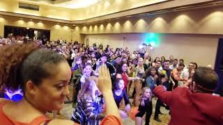 Nestor from Latin Dance Australia at Salsa In Hawaii Congress 2019