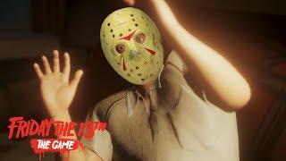 Jason Olmak !   👿 Jason 13.Cuma 👿 [ Friday the 13th the Game ]