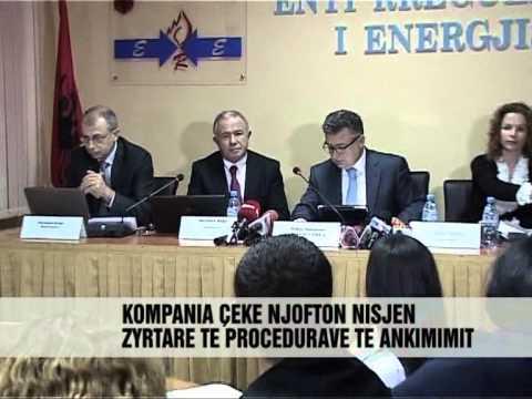 """Qeveria ne arbitrazh me """"CEZ"""" - Vizion Plus - News - Lajme"""