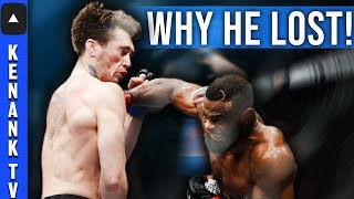 The REAL Reason: Darren Till LOST to Tyron Woodley! | UFC 228; Full Fight Breakdown Review
