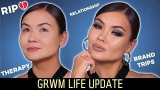 GRWM LIFE UPDATE  (EMOTIONAL CHAT) | Maryam Maquillage