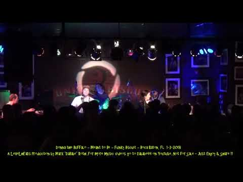 Donna the Buffalo – Meant to Be – Funky Biscuit – Boca Raton, Fl  1- 3- 2018