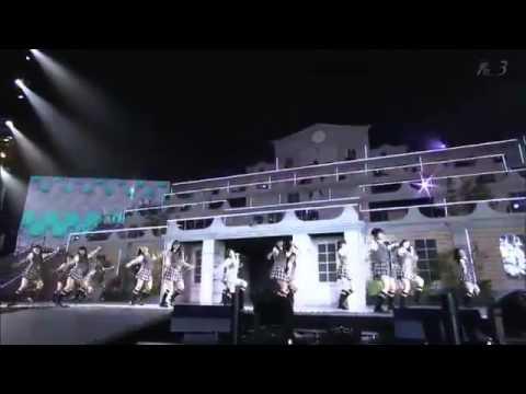 『青春のラップタイム』NMB48 ライブ