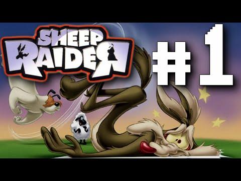 Sheep Raider / Sheep, Dog n Wolf Part 1 - Levels 1 - 4 - All Time Clocks