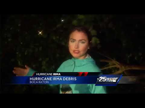 Boca Raton update in Irma aftermath