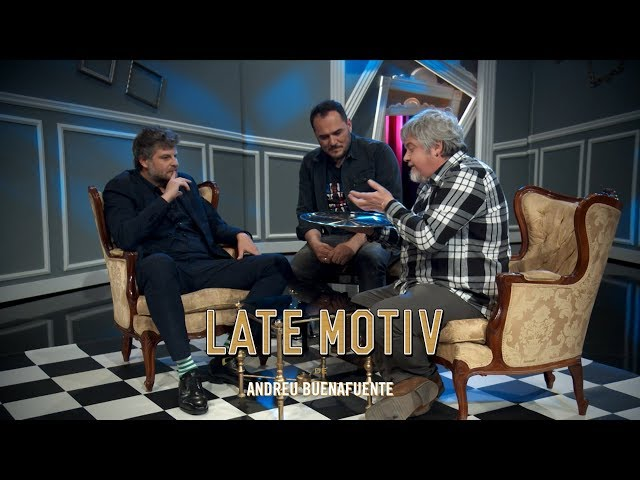 LATE MOTIV -Javier Coronas, Ismael Serrano y Raúl Cimas | #LateMotiv496