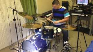 Andy Mineo Neverland Drum Cover