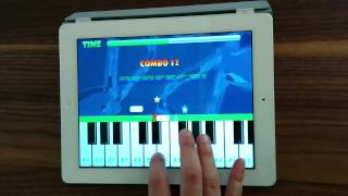 """Learn to play """"Bolero"""" (Ravel) with Piano Master - tutorial for iPhone Android iPad"""