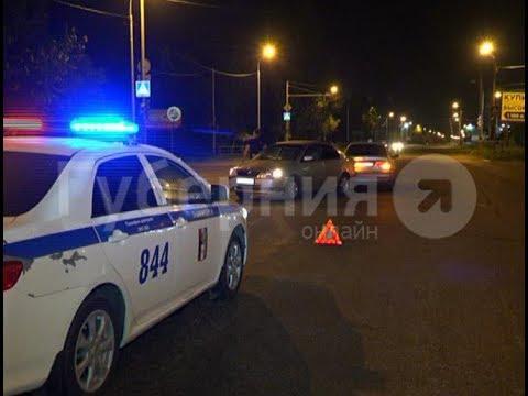 Таксист попал в ДТП на хабаровском проспекте из-за драки с клиентом. Mestoprotv
